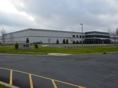 Chip Ganassi Racing Headquarters